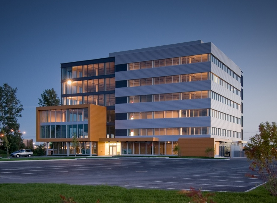 Photo: Provencher Roy + Associés Architectes